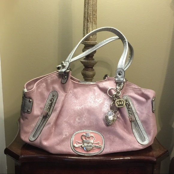 Kathy Van Zeeland Handbags - Vintage Kathy Van Zeeland  purse